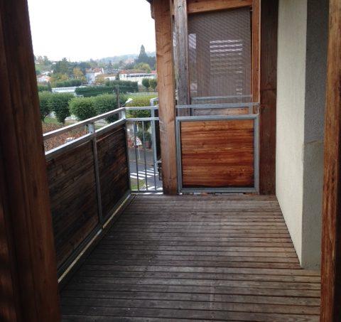 Appartement T3 71m² 63570 BRASSAC LES MINES - Image 1