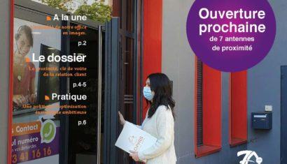 Côté Ville Côté Champs : le magazine des locataires de juin est en ligne